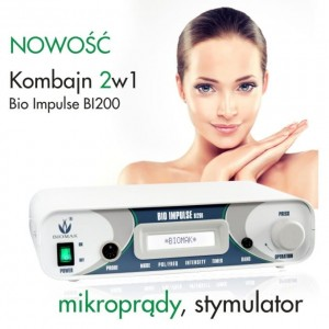 Bio Impulse BI200 - kombajn 2w1