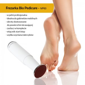 Pedicure device - Bio Pedicure NP60